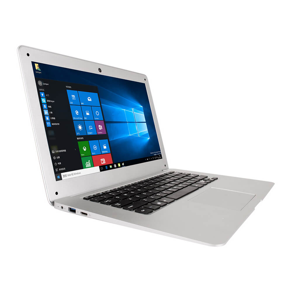 Jumper EZbook 2 A14 14.1 Inch Ultrabook Notebook 1920 x 1080 IPS Display Intel X5 Z8350 4GB RAM 64GB ROM eMMC Windows10 <strong>Laptop</strong>