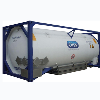 Chinese lng gas opslagtank 5 m3 tank hot koop