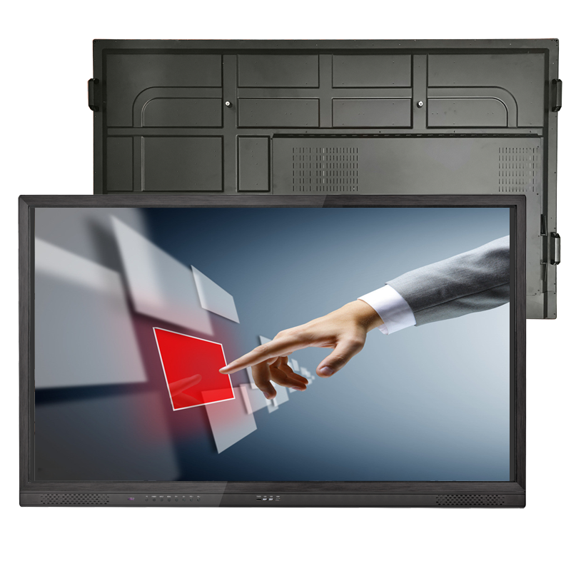 "Riotouch IR 10-point 55"", 65"", 70"", 75"", 86"" multi touch screen panel with cheap price"
