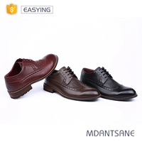 Excellent quality durable cemented men dress shoes wholesale