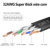 SIPU High Quality Rohs CCC 1000ft UTP Communication Ethernet Flat Cable Cat7 Cable 0.5M 1M Patch Cord