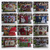 35% cotton 65% polyester yarn dye jacquard coccyx cushion wholesale christmas decorations pillows