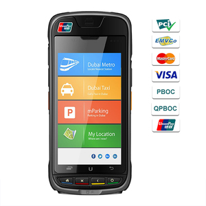 4G LTE Payment Terminal Mobile EMV Android pos terminal