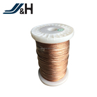 7/0.10mm Bare copper Litz wire light beam stranding stranded enamelled copper wire multi-strand motor winding wire