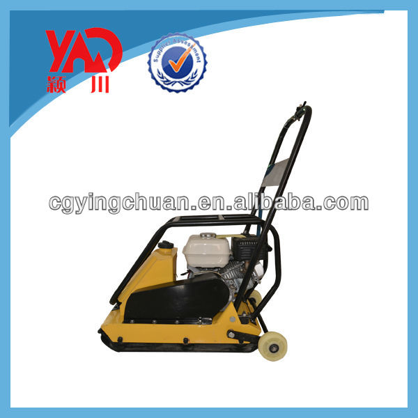 Factory Price Supply Gasoline Plate Compacter for Earth/Sand...