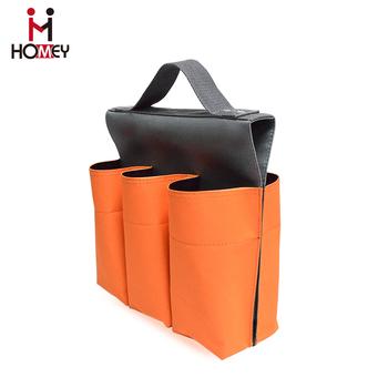 Reusable 6 Bottle Wine Carrier Basket Tote Bag Whole Bottles