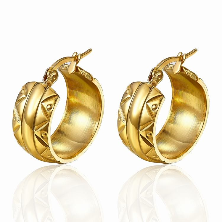 earring accessories on stud sphere drop whistles women in sale gold medium