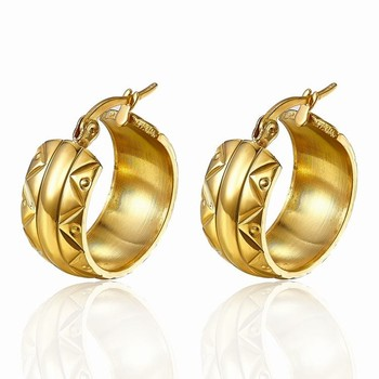 New Arrival Women Fancy Design Gold Earring Earrings Designs For S Hanging Product On