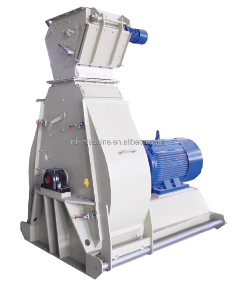 2016 high quality portable pto hammer mill