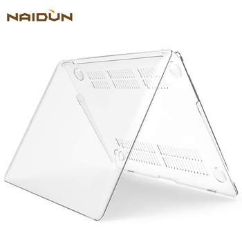 Slim Hard Crystal Transparent Case for MacBook Pro Air 12 13.3 15.4 Pro Retina Many Colors And Models