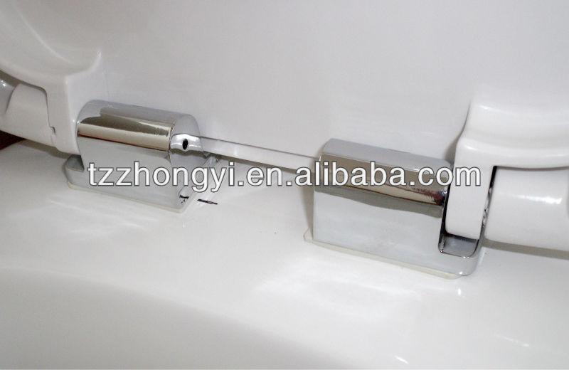 toilet seat hinges soft close, View toilet seat hinges soft close