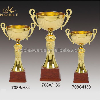 Noble Made Factory Price Metal Sports Cup Trophy