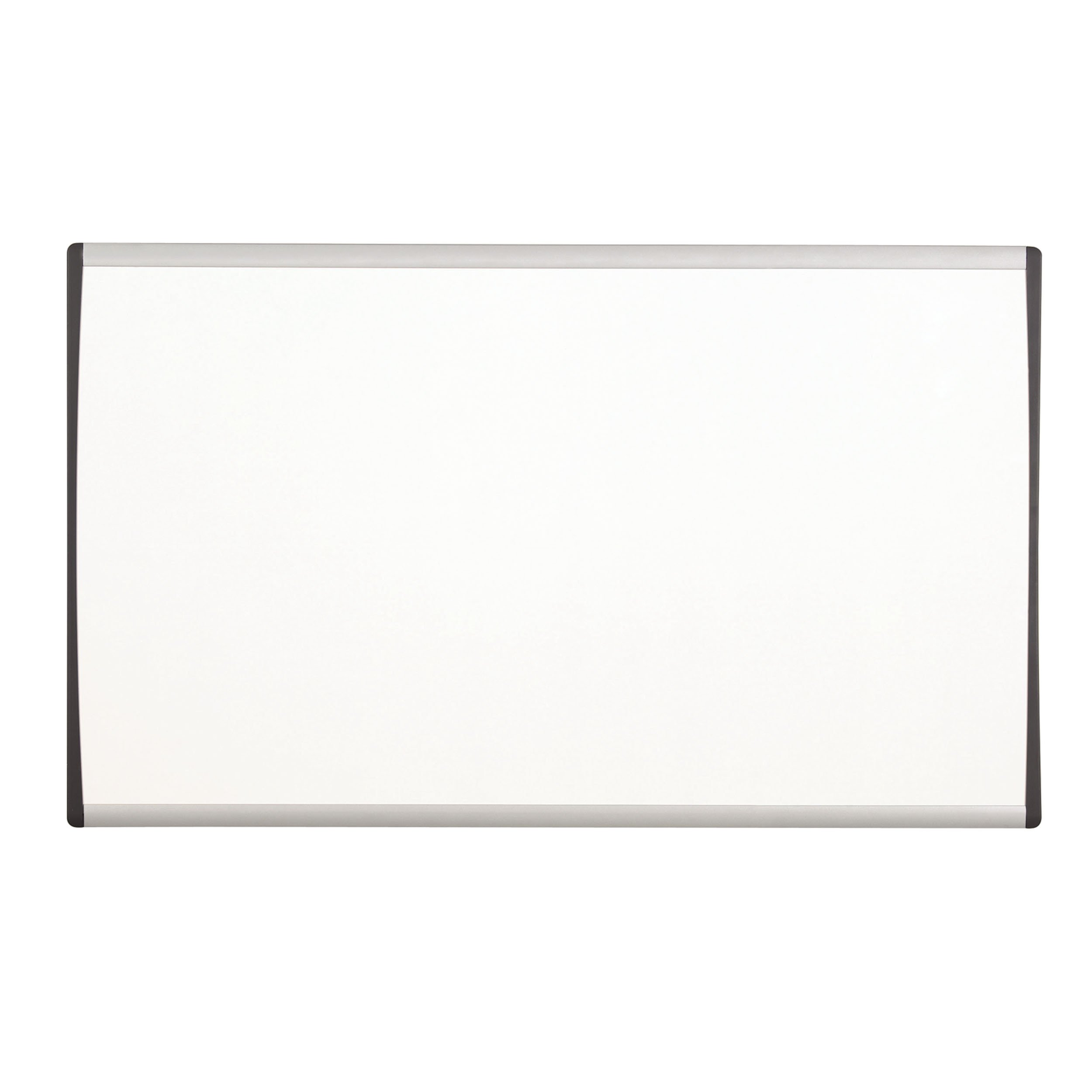 "Quartet Dry Erase Board, Magnetic, 30"" x 18"", Whiteboard, Cubicle, Arc, Aluminum Frame (ARC3018)"