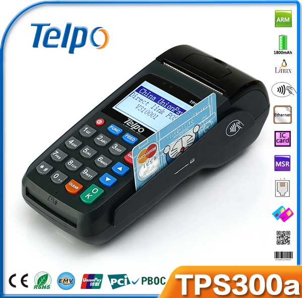 Telepower TPS300B Hot Sale Dial Up DTH Bill Payment POS With Card Skimmer For Sport Betting