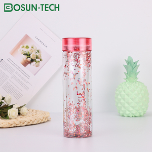BOSUN Hot products clear drinking sports china low price plastic water bottle