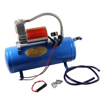 150psi dc 12 v compresseur d 39 air avec 6 litres r servoir pour train cornes camping car pneus - Compresseur 12 volts ...