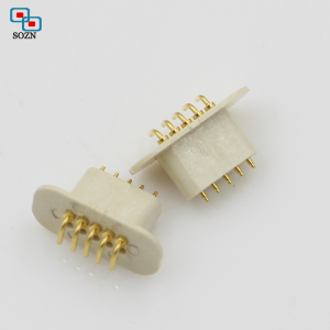 2018 china supplier small magnetic power electrical connector
