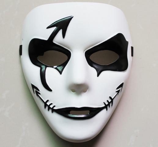 özelleştirilmiş Toptan Cadılar Bayramı Maskesi Yeni Tasarım Maskesi V Vendetta Maskesi