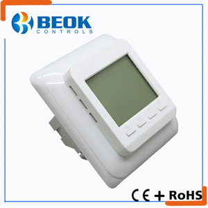 China Supply Manufacturer Top Selling Lcd Electronic Thermostat Digital Temperature Controller