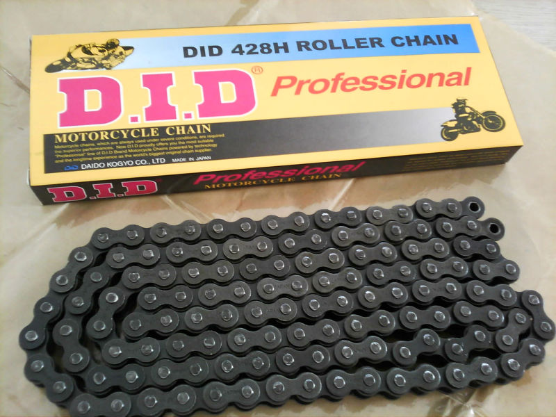 Good Quality Motorcycle Roller Chain 415 Kmc,428h Chain