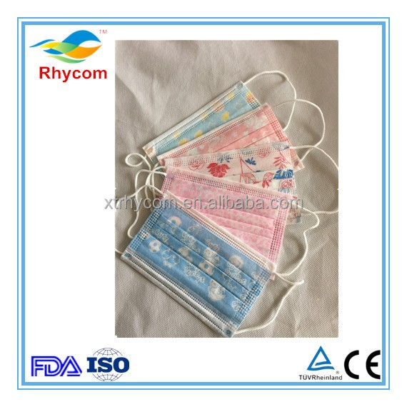Best Selling Products 3Ply surgical cheap white face mask children adult safety full disposable manufacturers