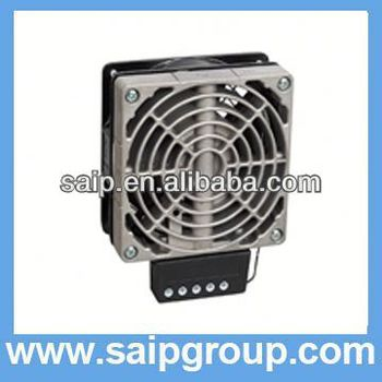 Space saving Rechargeable Battery Powered Heater Fan
