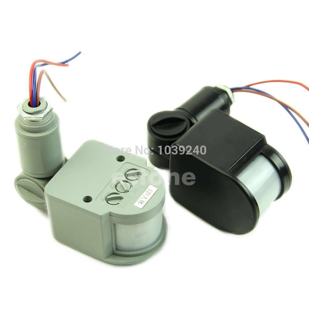 Online Buy Wholesale 12v Motion Sensor From China 12v