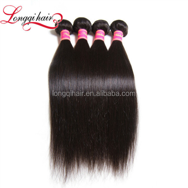 unprocessed wholesale virgin brazilian hair dyeable & bleachable brazilian hair bundles HOT SALE remy human hair