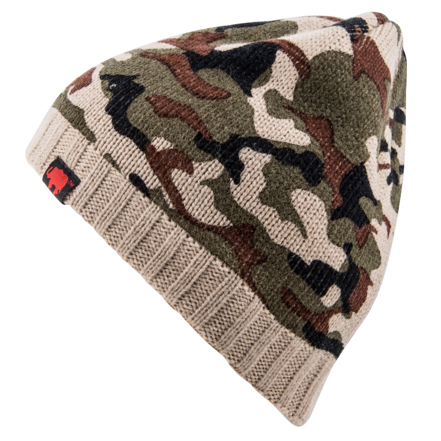d0a5e466631 Get Quotations · Elephant Brand Beanie - Cold Weather Beanie