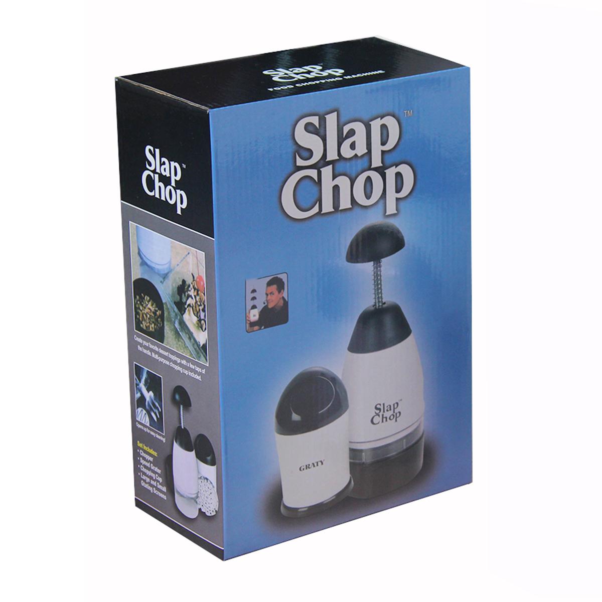 2019 Cheapest Plastic Slap Chop For Vegetables Fruit