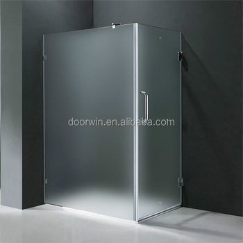 Unique Shower Doors Frosted Obscure Glass Bathroom Doors View
