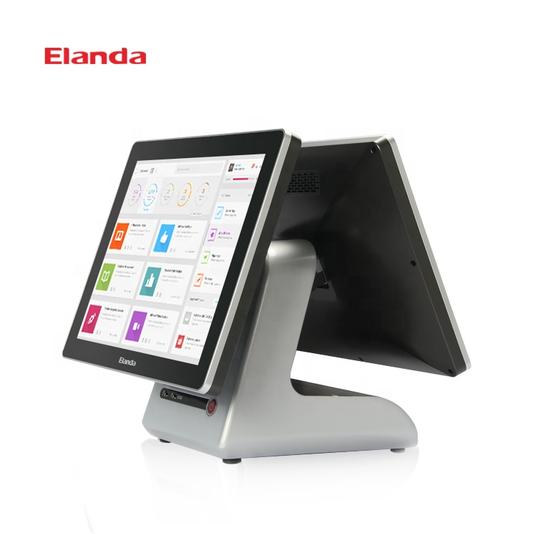 Wireless Touch Restaurant Pos System 15 Inch Price with Software