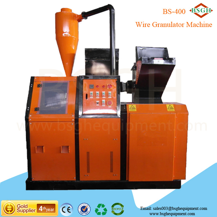 Cable separator / Copper wire granulator machine for sale with UK quality and China price