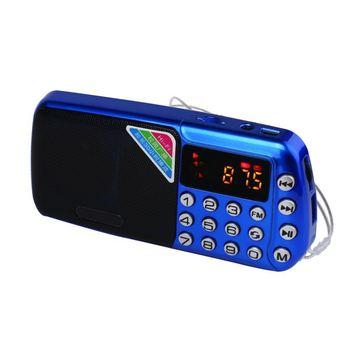 China Mp3 Music Player With Usb Port,Mini Single Speaker,Portable Mini  Radio With Sd Card Slot - Buy Mini Single Speaker,Mp3 Music Player With Usb