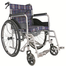 manul push light weight wheelchair for patient