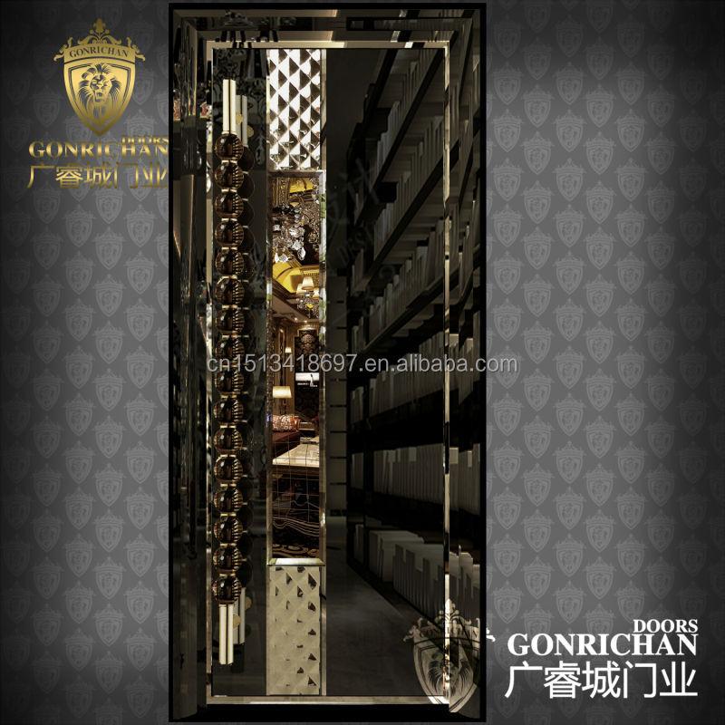 stainless steel entry door for Karaoke