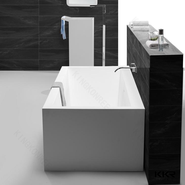 Cheap Price Artificial Stone Square 100x100 Bathtub - Buy Square ...