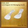 PU Ge Arch Support 3/4 length Massaging orthotic Insole
