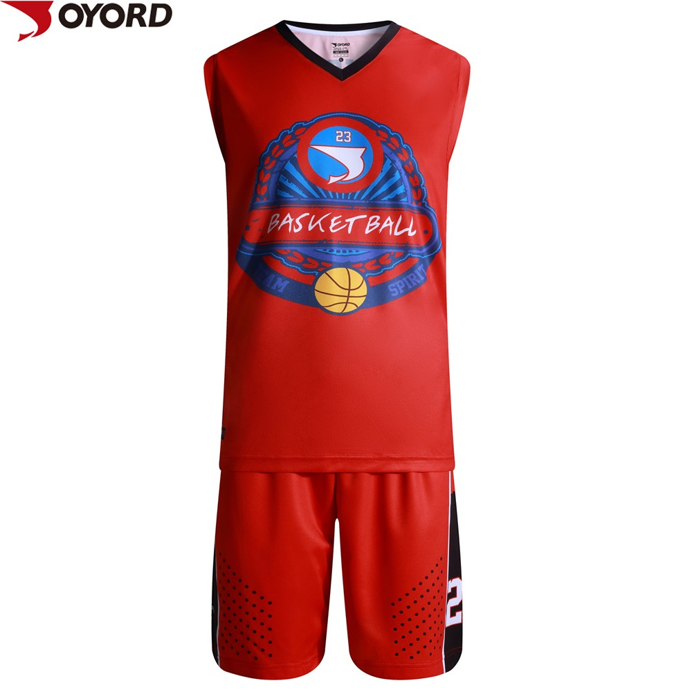 dab7efd8c47 china custom design sublimated basketball jersey wear men s basketball  uniform