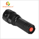 Factory Log Printed 1*18650 Lithium Battery Used Bright Light Best Rechargeable rechargeable flashlight 220v