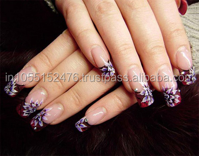 2015th Newly added Fashionable Flower art Printer / Nail art Printer for beauty shop in India
