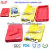 Colorful High Quality Silicone Iphone 5 Case Soft With Comfortable Touching Brand New
