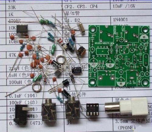 PIXIE CW shortwave radio /transmitter-receiver/telegraph/radio 7 023