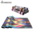 Gymnastics Private Label Large Size Heat Transfer Printing Full Color Fitness Yoga Mats With Bag