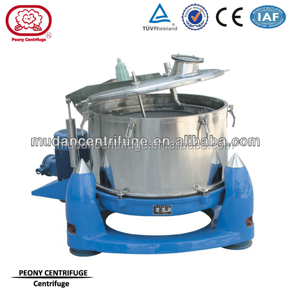 Model SD Solid and Liquid Separation Tripod Industrial Centrifugal Extractor