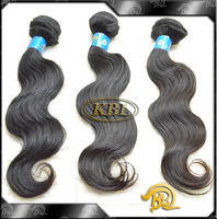 Long service life 100%unprocessed virgin brazilain remy hair