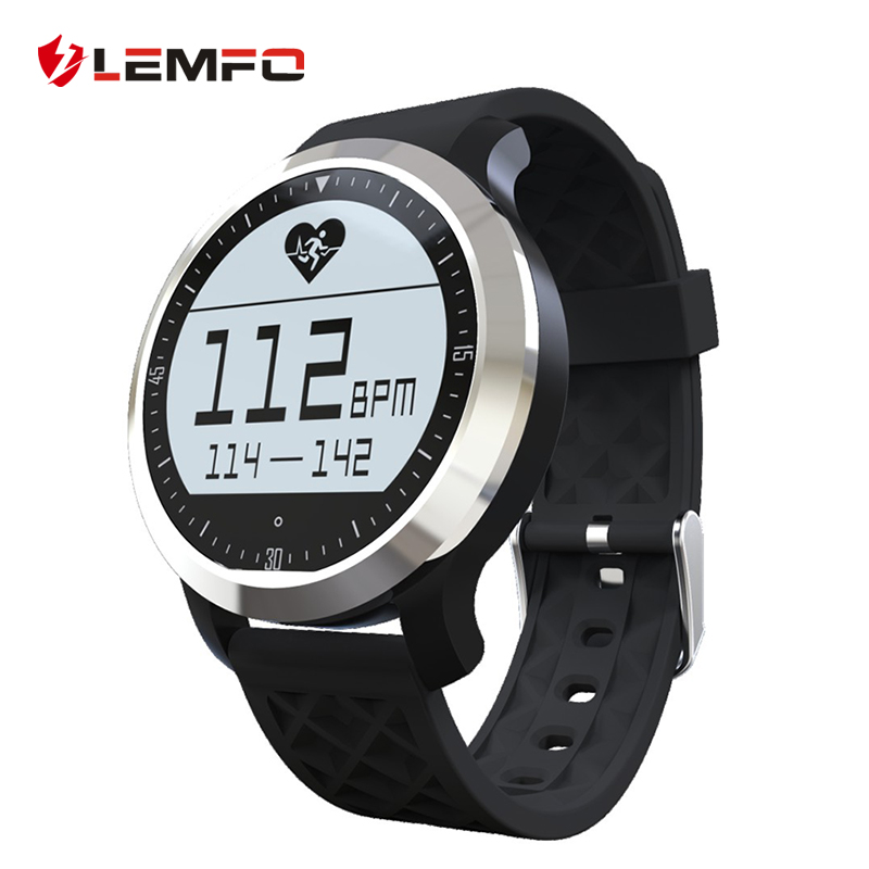 LEMFO F69 Waterproof Smart Watch Professional IP68 Swimming Mode Intelligent