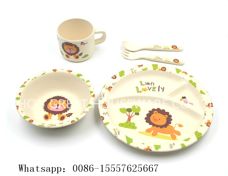 Household items Biodegradable dinnerware sets meal time