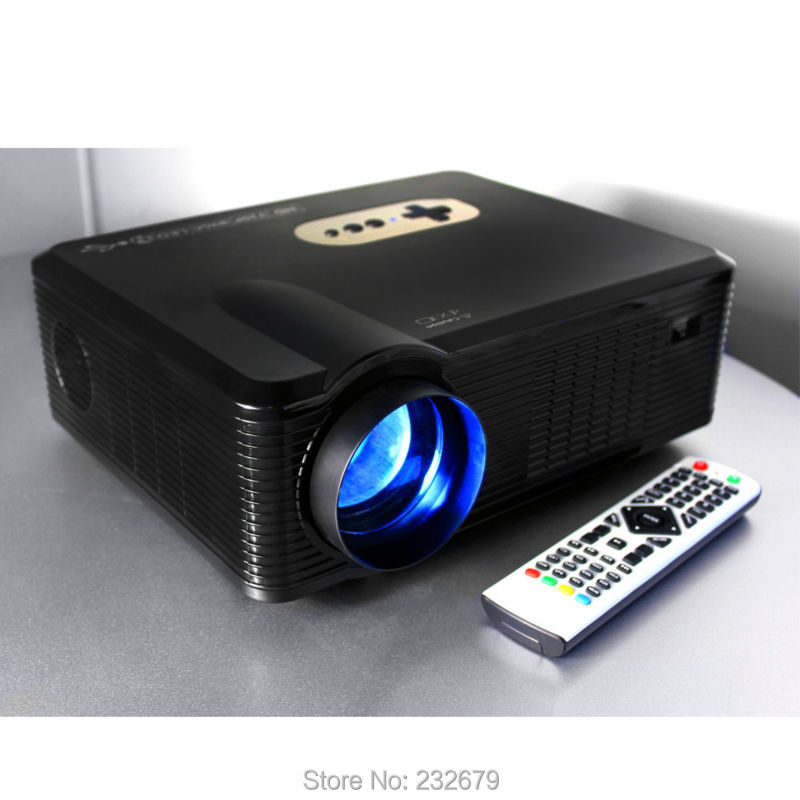 best selling product in america hd mini led projector with 3000lumens in projectors from. Black Bedroom Furniture Sets. Home Design Ideas