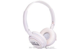 Adjustable Earphone or Headphone for Computer